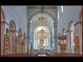 Baroque Cathedral by Donald Wilson Jr.